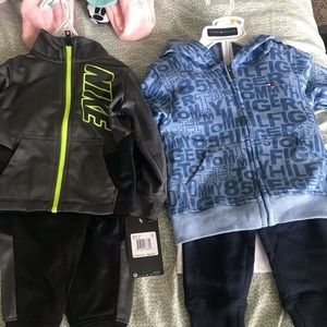 NIKE & TOMMY Baby Clothes Size 12-18months